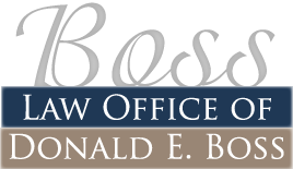 Law Office of Donald E. Boss
